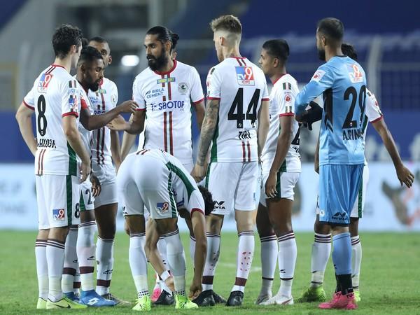 ATK Mohun Bagan players (Photo/ ISL)
