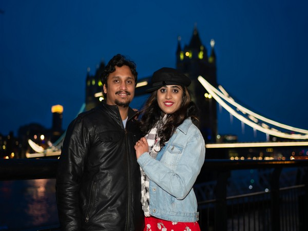 Abhijeet and Tilottama, Co Owners of A&T Photography