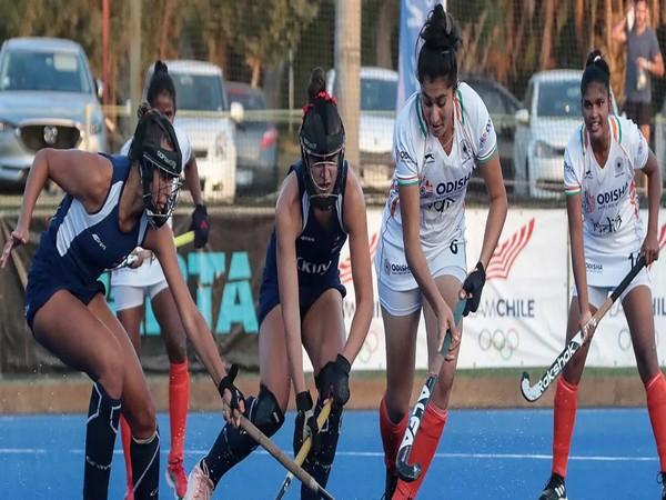 Indian Junior Women's defender Gagandeep Kaur (Photo/ Hockey India website)