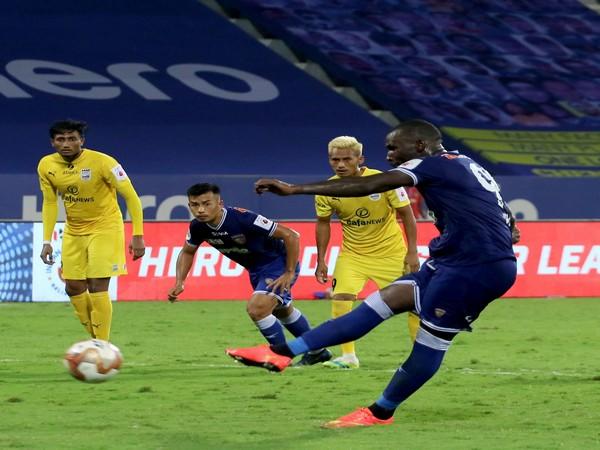 Chennaiyin FC forward Esmael Goncalves (Photo/ ISL)