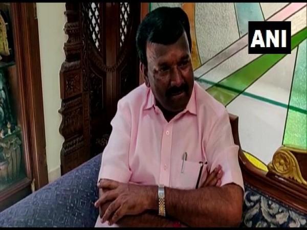 BJP MP from Chitradurga A Narayanaswamy
