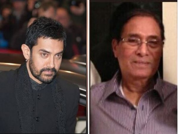Aamir Khan grieves over veteran film producer Vinay Kumar Sinha's demise
