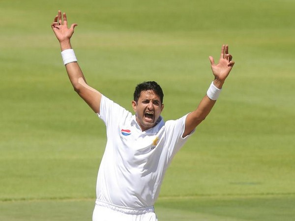 Pakistan pacer Mohammad Abbas