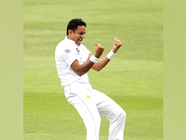 Pakistan pacer Mohammad Abbas (Photo/ Hampshire Cricket Twitter)