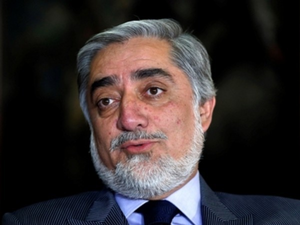 Afghanistan's Chief Executive Order Abdullah Abdullah (File photo)
