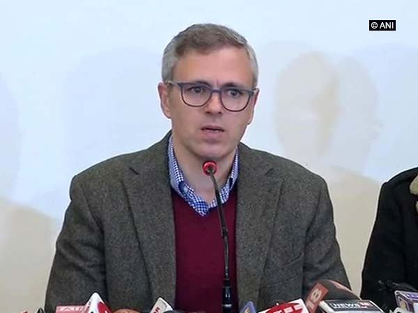 National Conference leader Omar Abdullah (File photo)