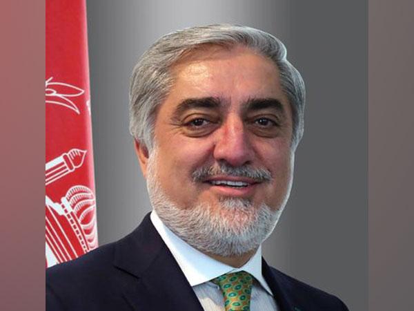 Dr Abdullah Abdullah, Chairman of the High Council for National Reconciliation (Twitter/Abdullah Abdullah)