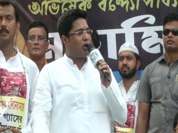 File photo of Abhishek Banerjee