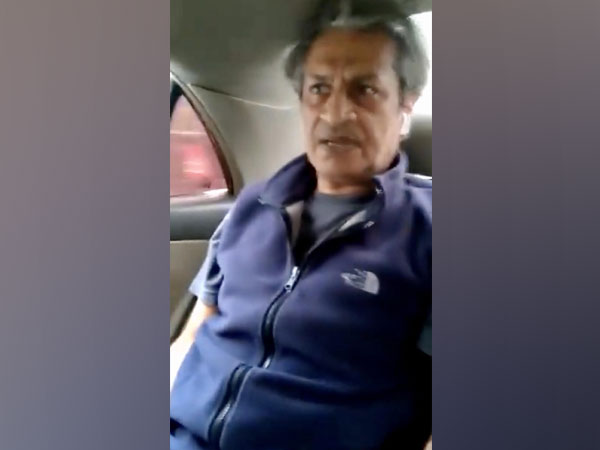 Pakistan journalist Absar Alam