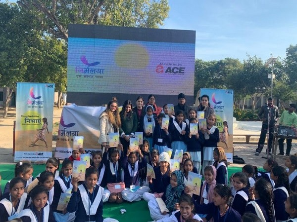 Ace Group focuses on menstrual hygiene with newly launched CSR campaign Nirmalya