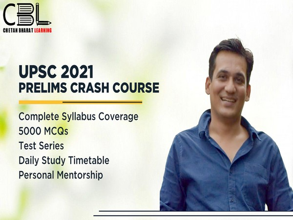 Ace UPSC 2021 with Chetan Bharat Learning