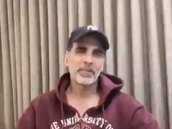 Actor Akshay Kumar (Image Source: Twitter)