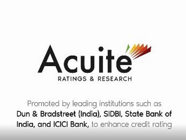 Acuite Ratings and Research has registration from SEBI and accreditation from RBI