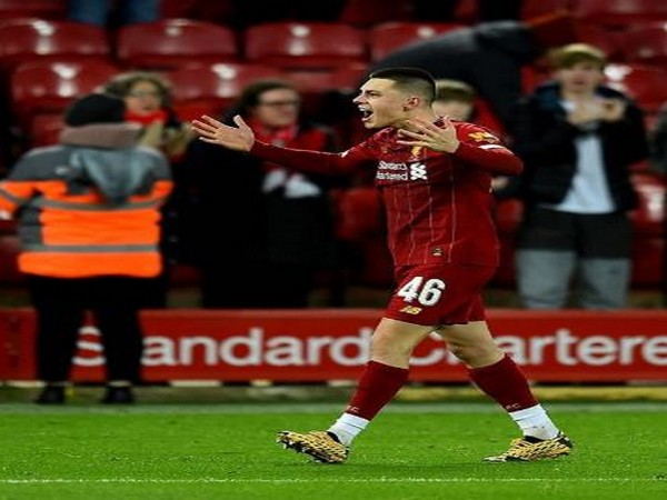 Liverpool's Adam Lewis (Photo/ Adam Lewis Instagram)