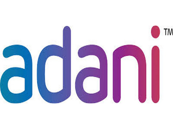 Official logo of Adani Group