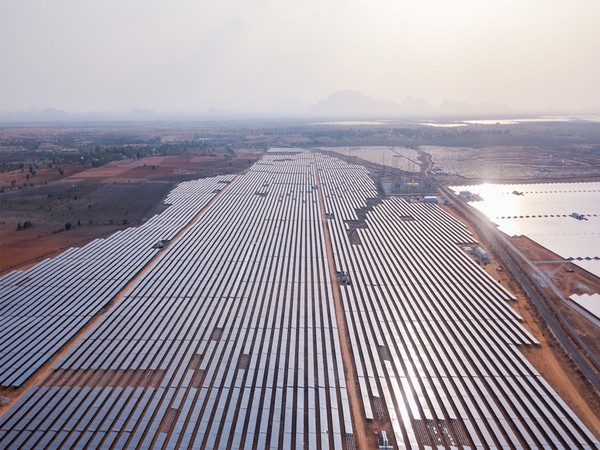 Adani Green is the largest solar energy company globally
