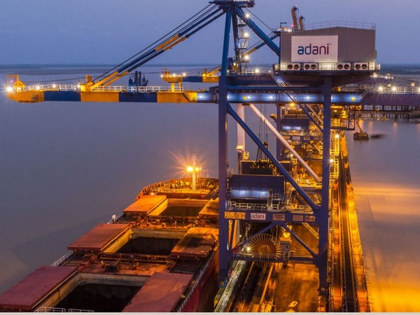 The company has an integrated portfolio of ports infrastructure and services across India.