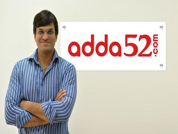 Naveen Goyal, CEO, Adda52.com