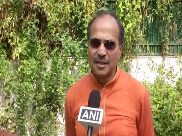 West Bengal Congress chief Adhir Ranjan Chaudhary (File Photo/ANI)