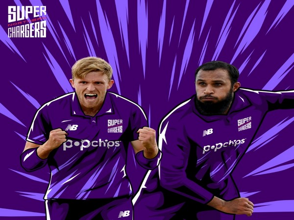 David Willey and Adil Rashid (Photo/ England Cricket Twitter)