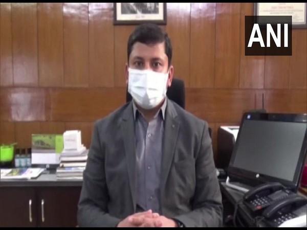 Shimla District Magistrate Aditya Negi. (File Photo/ANI)