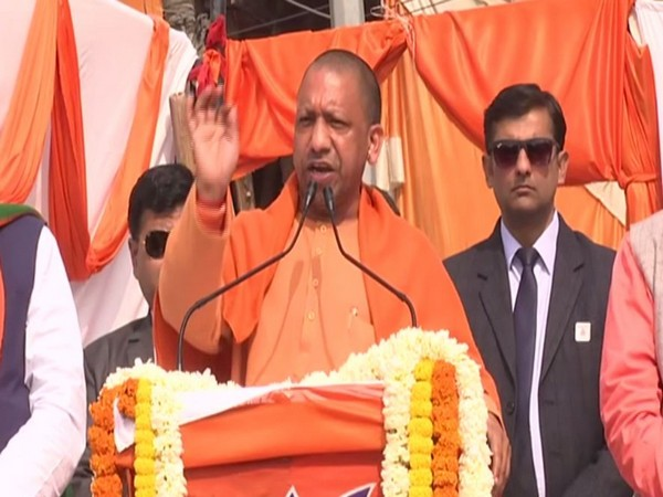 Chief Minister Yogi Adityanath. [File photo]