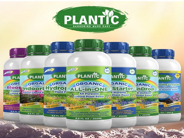 Gardening Made Easy with Plantic