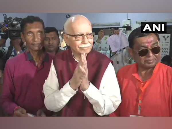BJP leader L K Advani. (File photo)