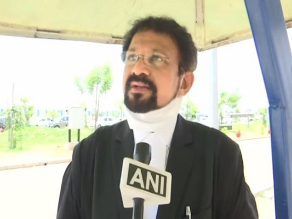 Advocate J Ravishankar speaking to ANI on Friday. [Photo/ANI]