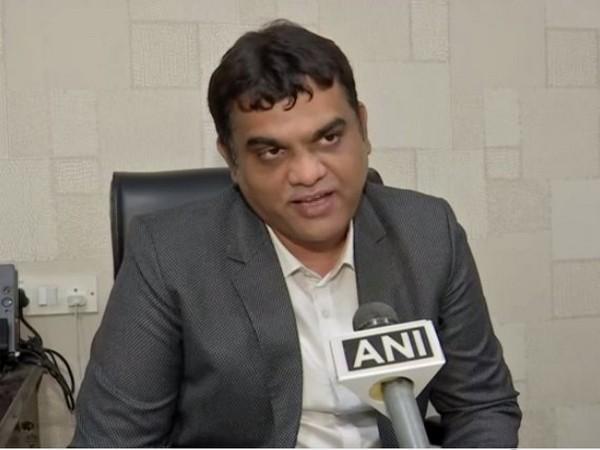 Khaja Aijazuddin, petitioner and practising Advocate at Telangana High Court speaking to ANI on Wednesday. (Photo/ANI)