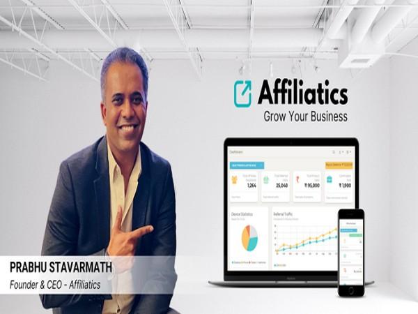 Prabhu Stavarmath, Founder & CEO - Affiliatics