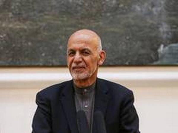 Afghan President Ashraf Ghani (File Image)