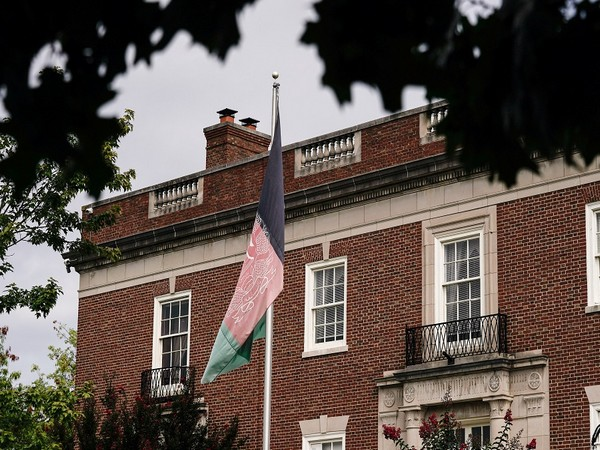 Afghanistan's embassy in Washington. (Photo Credit - Reuters)