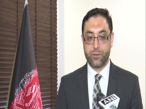Afghan envoy to India Farid Mamundzay