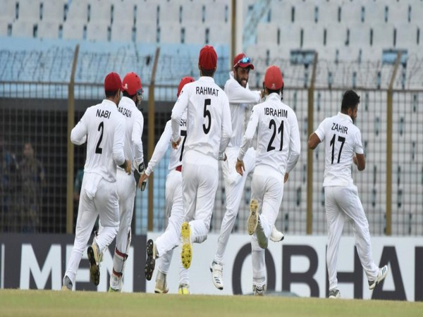 Afghanistan have registered their second Test win in just three Test match. (Photo/ICC Twitter)