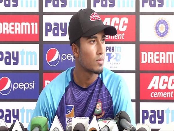 Bangladesh all-rounder Afif Hossain (File Photo)
