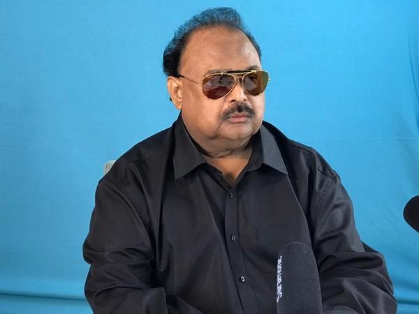 Muttahidda Qaumi Movement founder Altaf Hussain