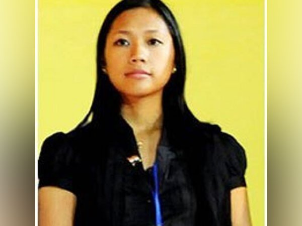 Former Union Minister Agatha K Sangma (Pic credit: Her Twitter Handle)