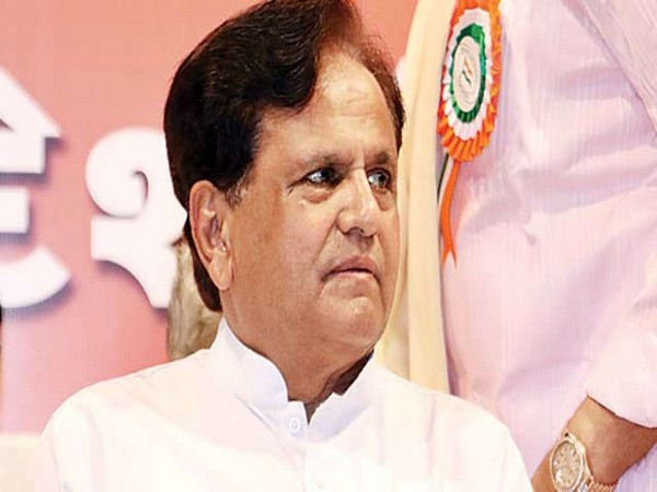 Congress leader Ahmed Patel (File photo)