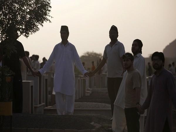 Members of the Ahmadi Muslim community. (Photo Credit - Reuters)