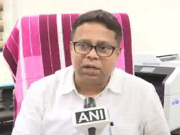 IMD director, Jayant Sarkar talking to ANI on Orange alert issued in Ahmedabad onWednesday