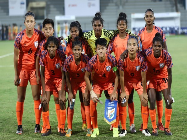 India U-17 women's team (Photo/ Indian Football Team Twitter)