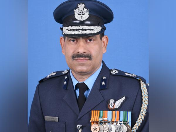 Air Commodore Sanjiv Ghuratia, Vishist Seva Medal (VSM) [File Photo]