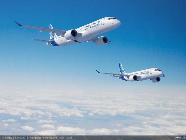 Bombardier will receive a consideration of $591 million from Airbus
