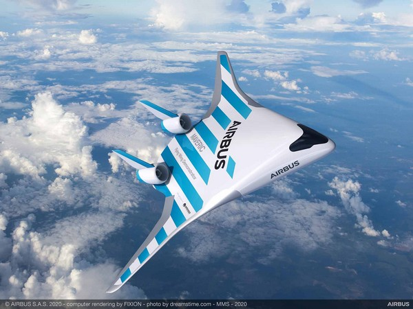 MAVERIC features a disruptive aircraft design with potential to reduce fuel consumption by up to 20 pc