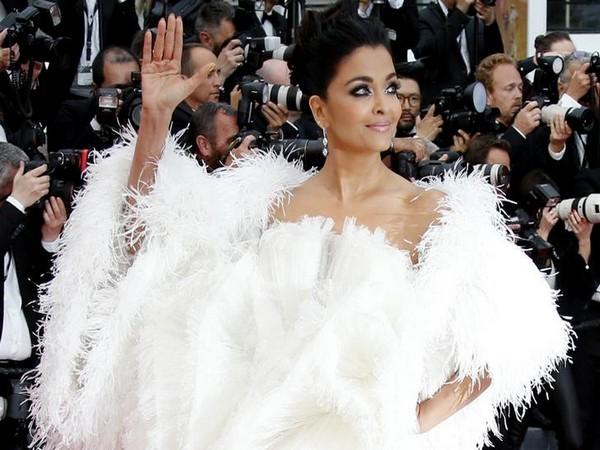 Aishwarya Rai Bachchan at the 2019 Cannes film festival