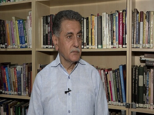 Ajay Sahni, the Executive Director of the Institute for Conflict Management in New Delhi