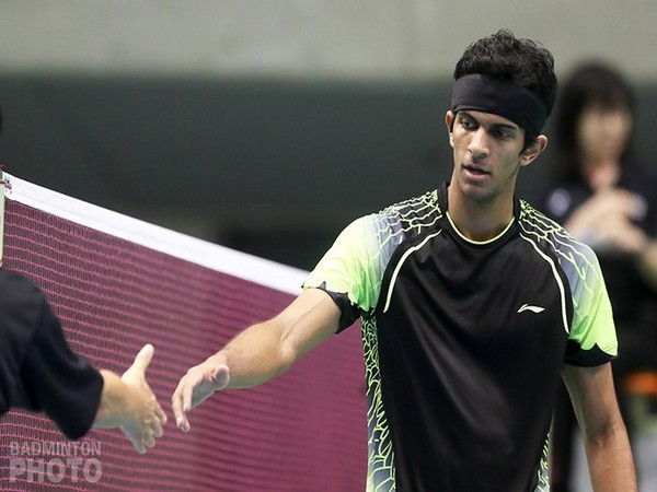 Indian shuttler Ajay Jayaram (Photo/BAI Media Twitter)