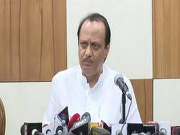 Maharashtra Deputy Chief Minister Ajit Pawar (File photo)