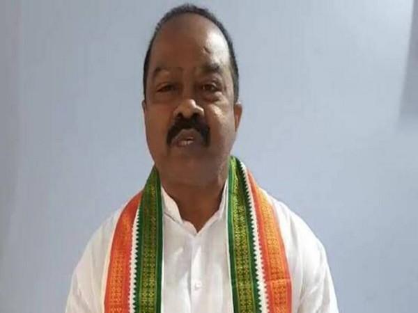 Ajit Mangaraj,Congress candidate for Pipili by-polls dies of COVID-19. (Twitter/@saptagiriulaka)